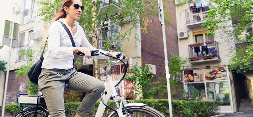 Tre skäl till elcyklars framväxt i Sverige