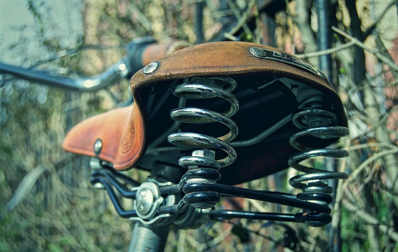 Vårda din cykelsits