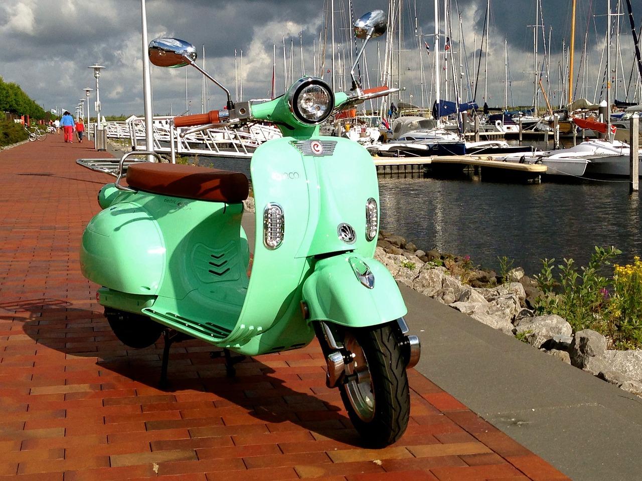 Elmopeder och el-scooters